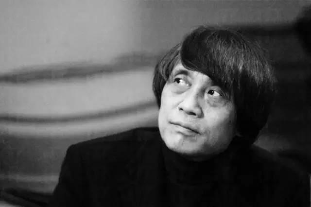 建 築 大 師 安 藤 忠 雄 。