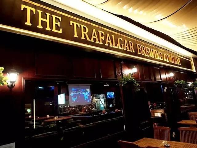 香 港 必 去 酒 吧 Trafalgar
