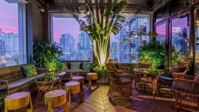 香 港 必 去 酒 吧 Mahalo
