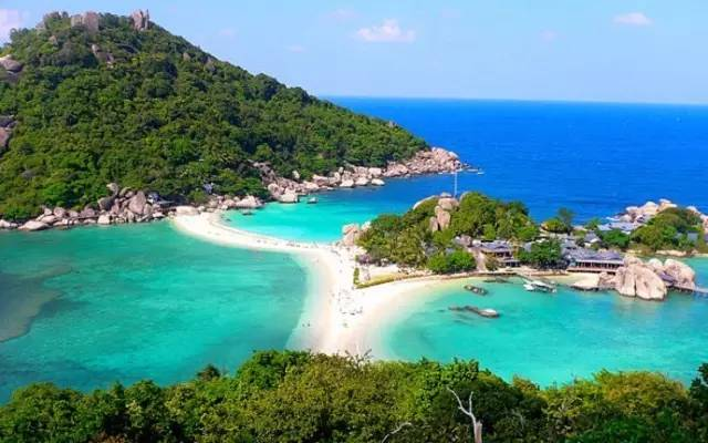 泰 國 必 去 潛 水 聖 地