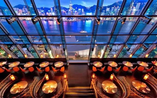 香 港 必 去 酒 吧 Aqua