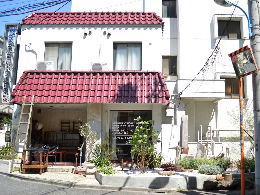 低調的旅店外觀/ Photo : Booking.com