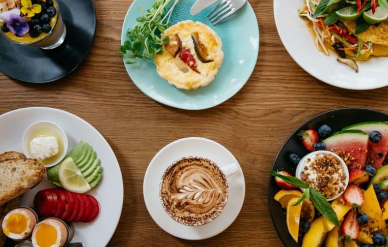 雪梨早午餐推薦 : Earth Food Store @ Bondi Beach