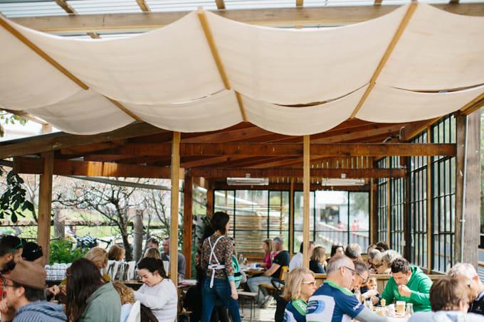 墨爾本咖啡店 : The Farm Cafe