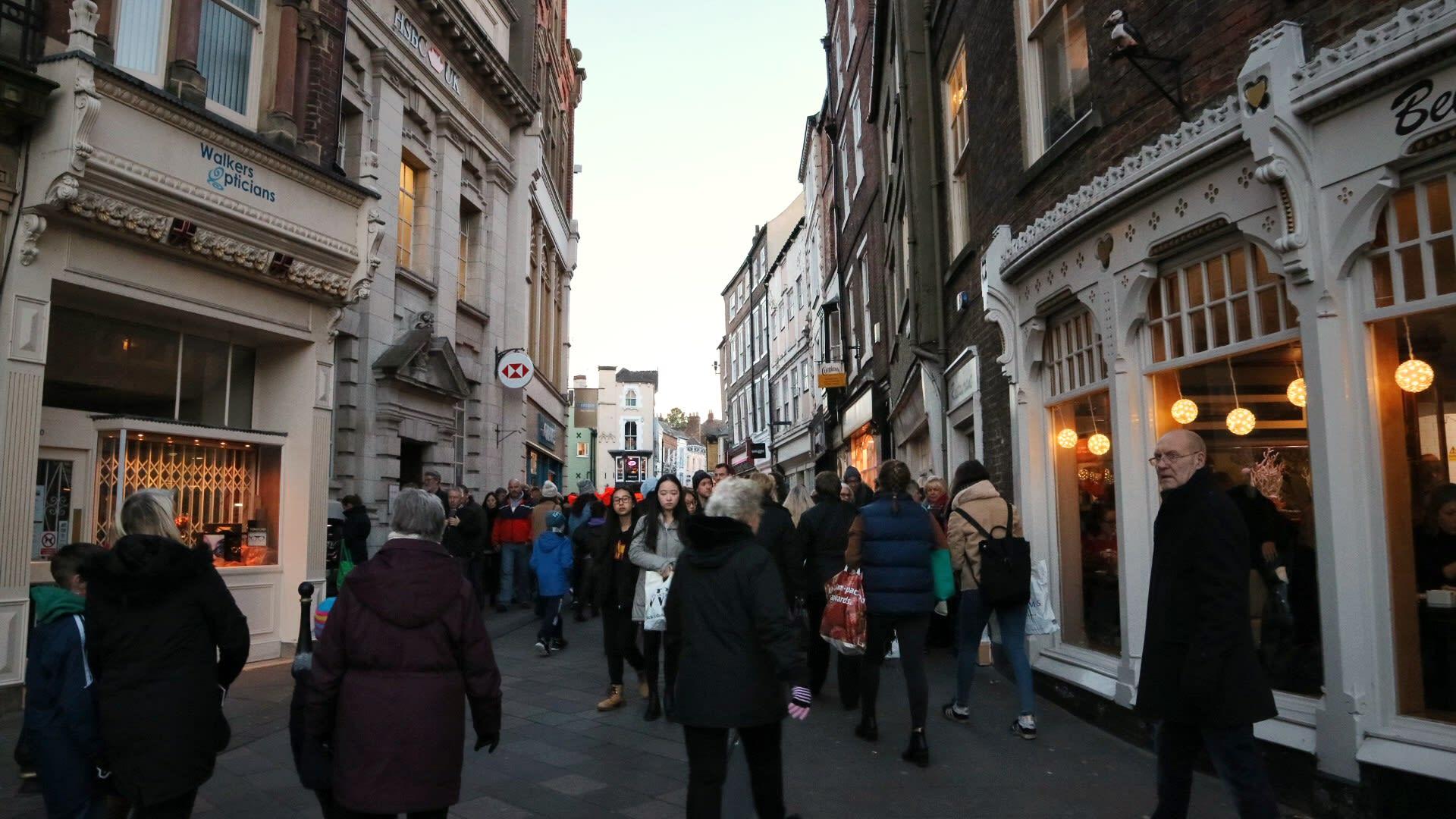 Lumiere是近年備受矚目的燈節活動,杜倫Durham最為盛大,倫敦亦有舉行,自1月18日開始,為期4天。