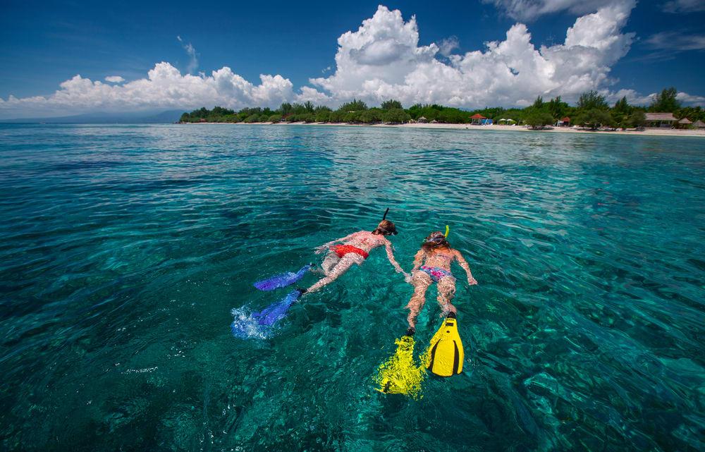 Gili-Trawangan-Snorkeling
