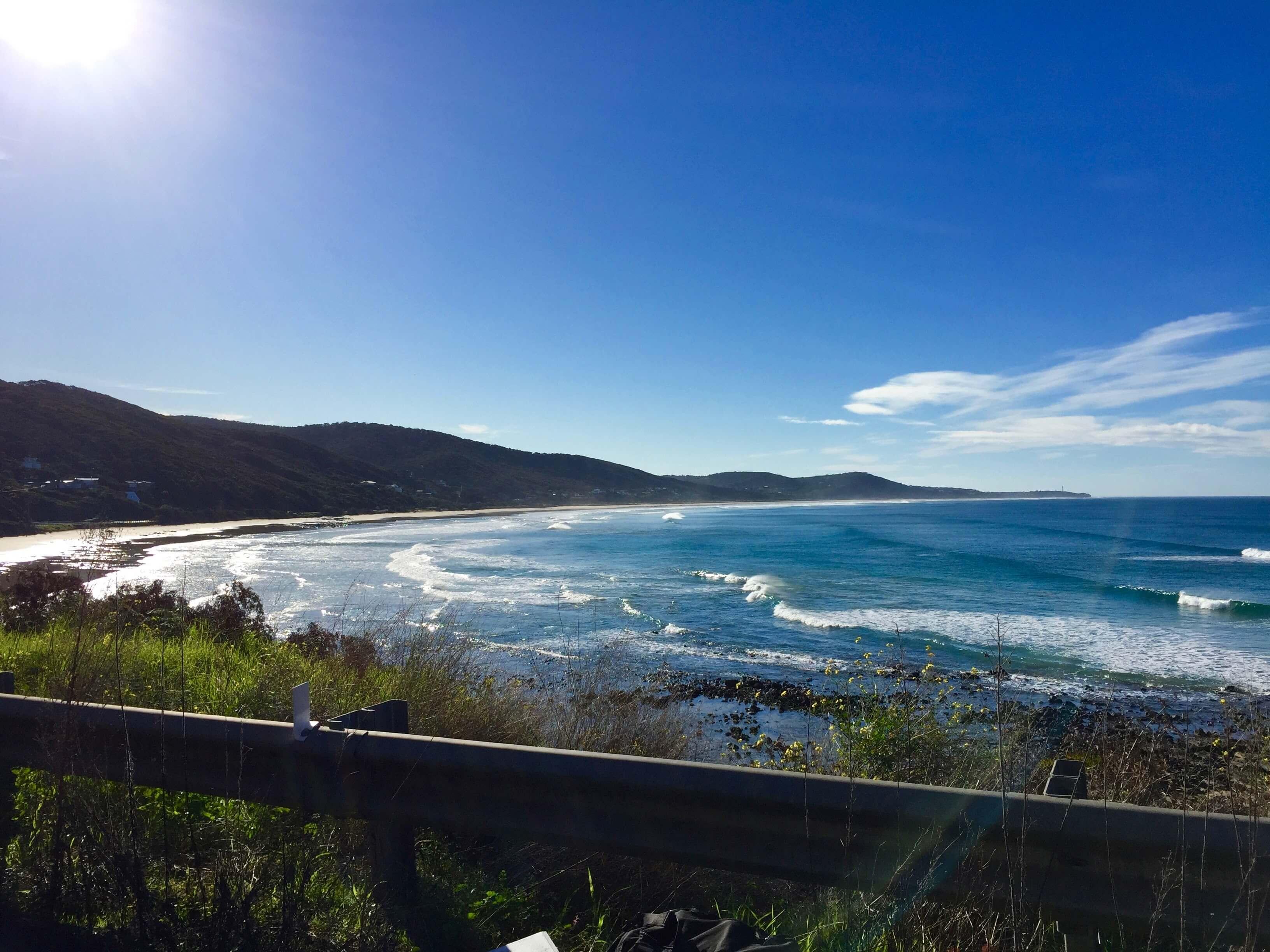 大洋路攻略 : 沿路超壯觀的海景