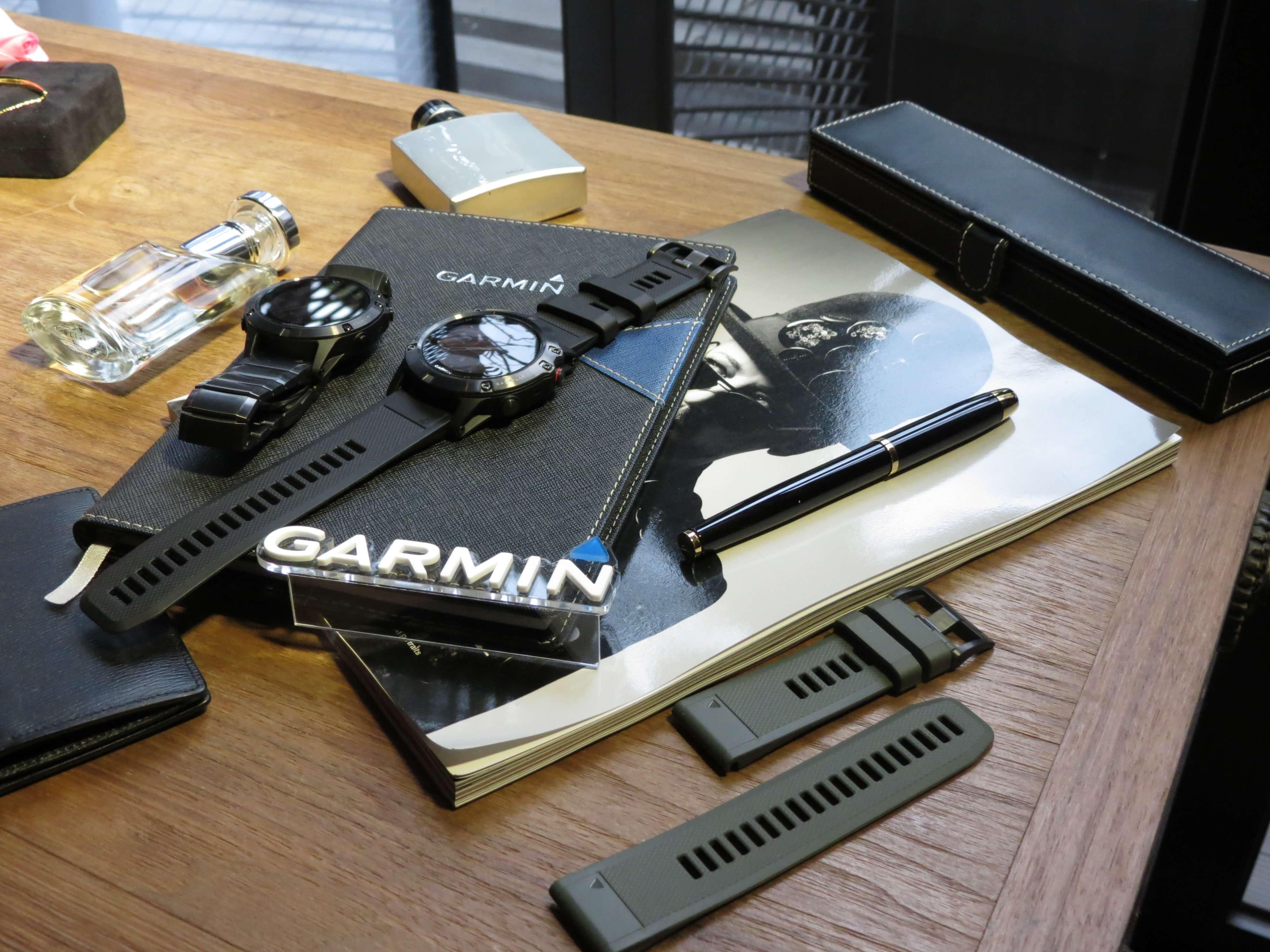 背包客旅行、戶外運動者的最愛!  Garmin 高階腕錶 fēnix5全系列時尚亮相 !關於Garminfēnix5全系列fēnix5Sfēnix5fēnix5X
