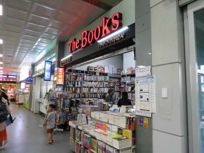 The Books營業時間 06:00~20:30