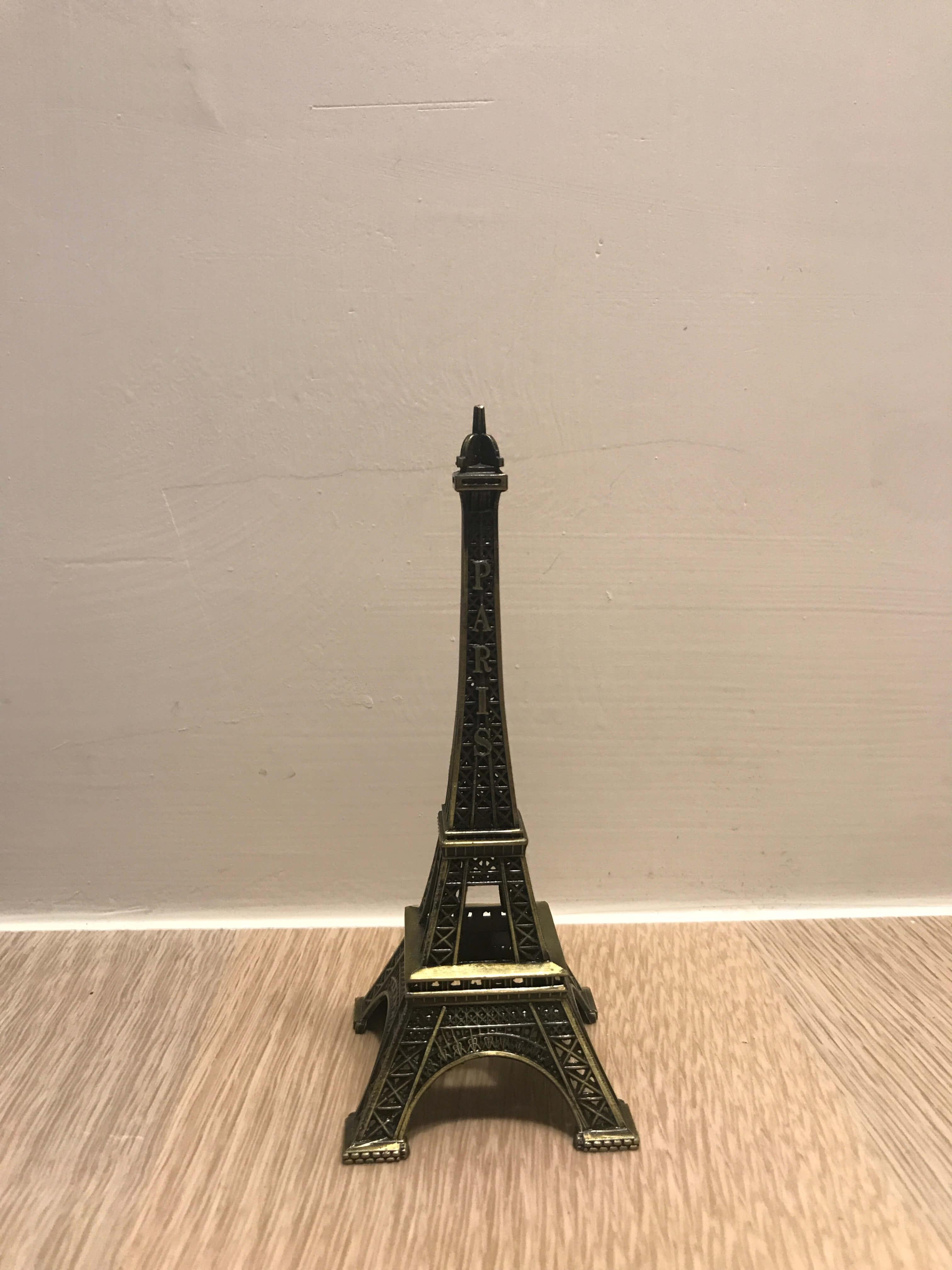 法國巴黎伴手禮—巴黎鐵塔模型 by 倍包客