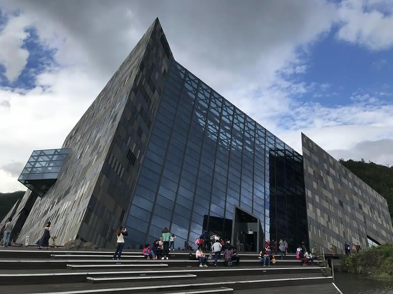 蘭陽博物館已經成為宜蘭必去地標之一啦!