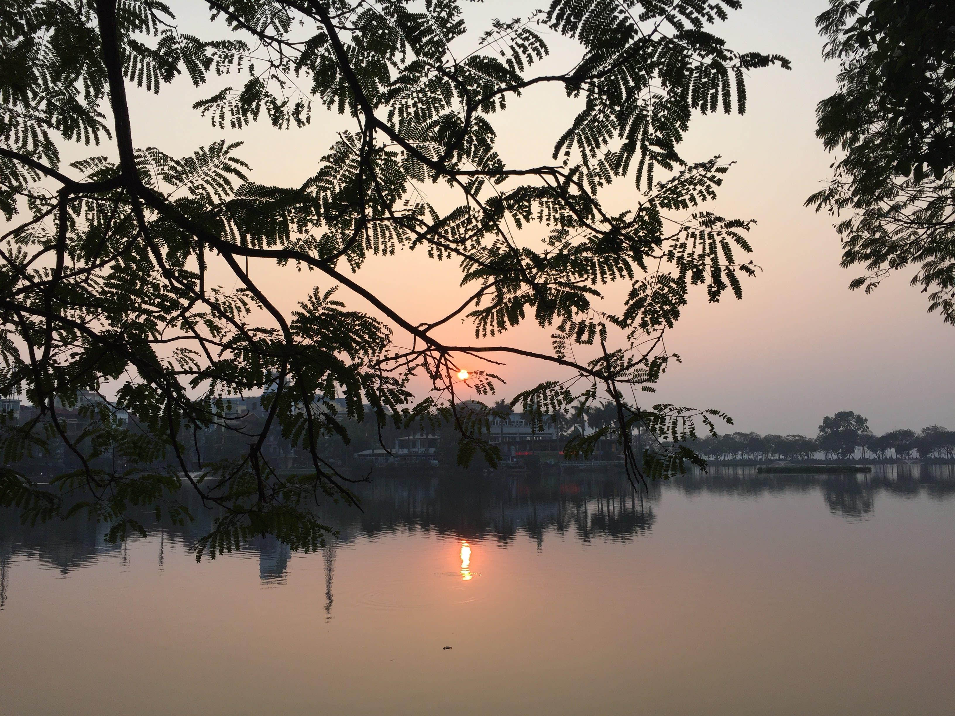 河內旅遊景點 : 西湖
