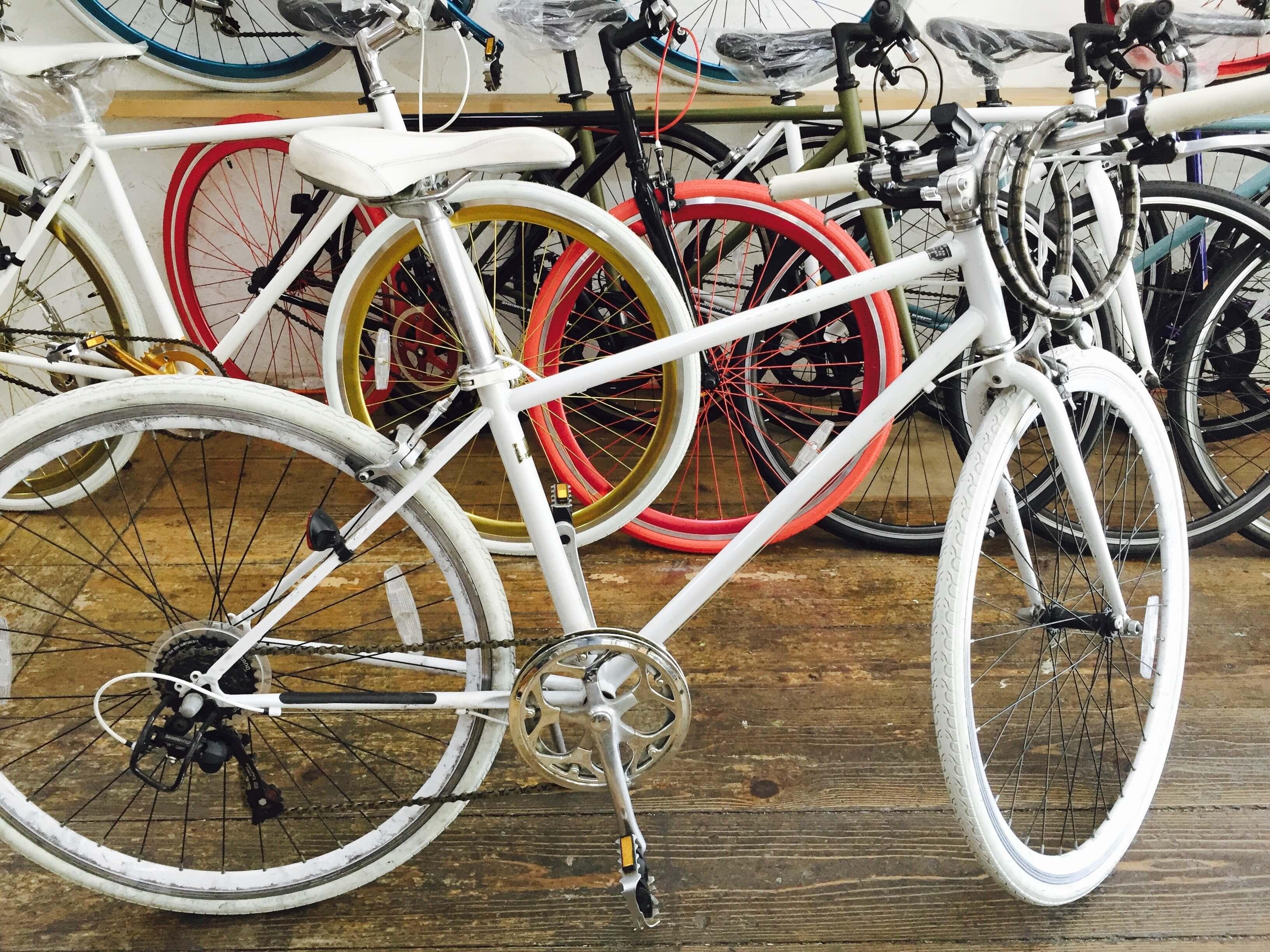 不 限 腳 踏 車 種 ,一 律 一 小 1 0 0 日 圓 。