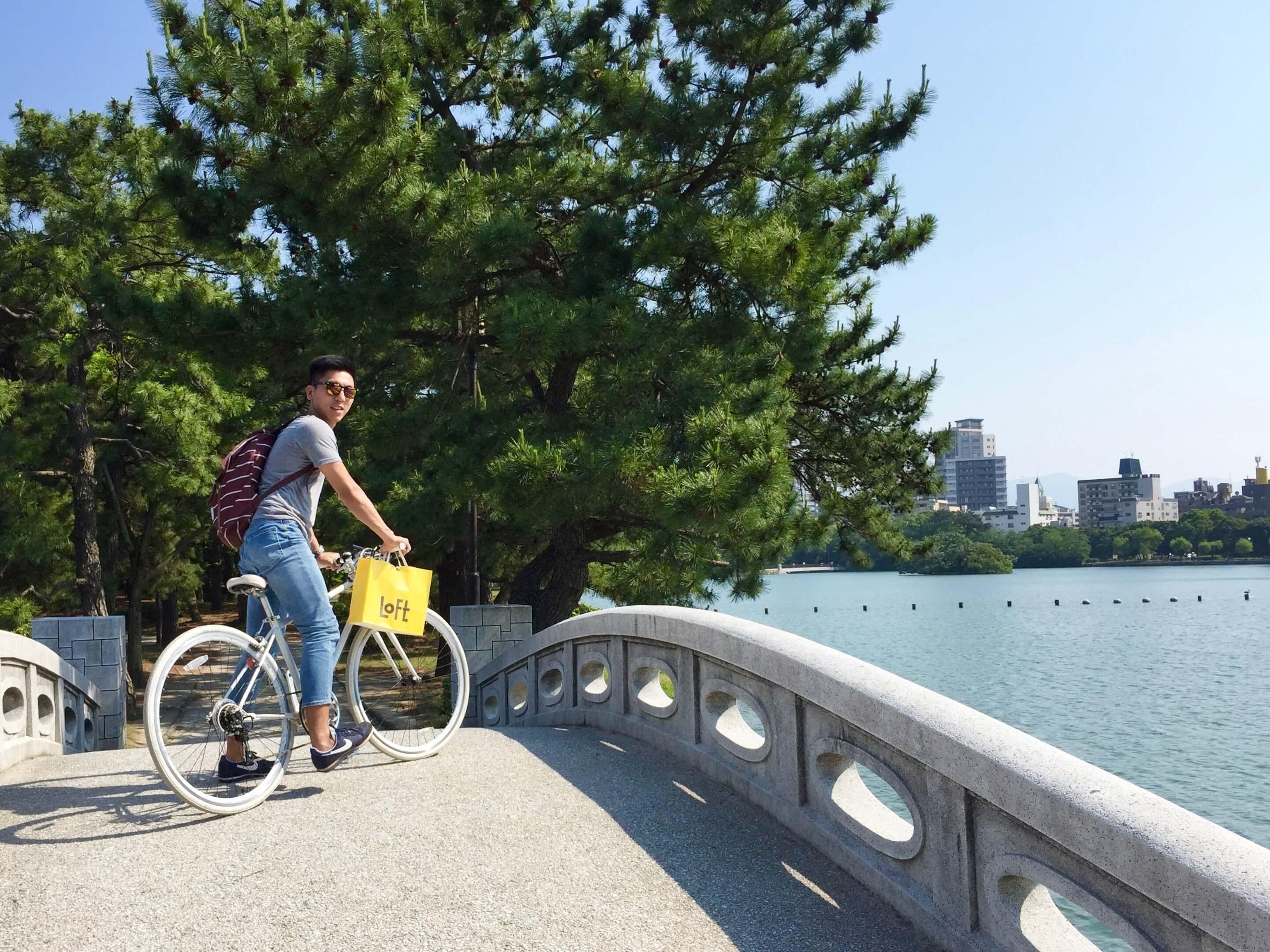 單車遊福岡