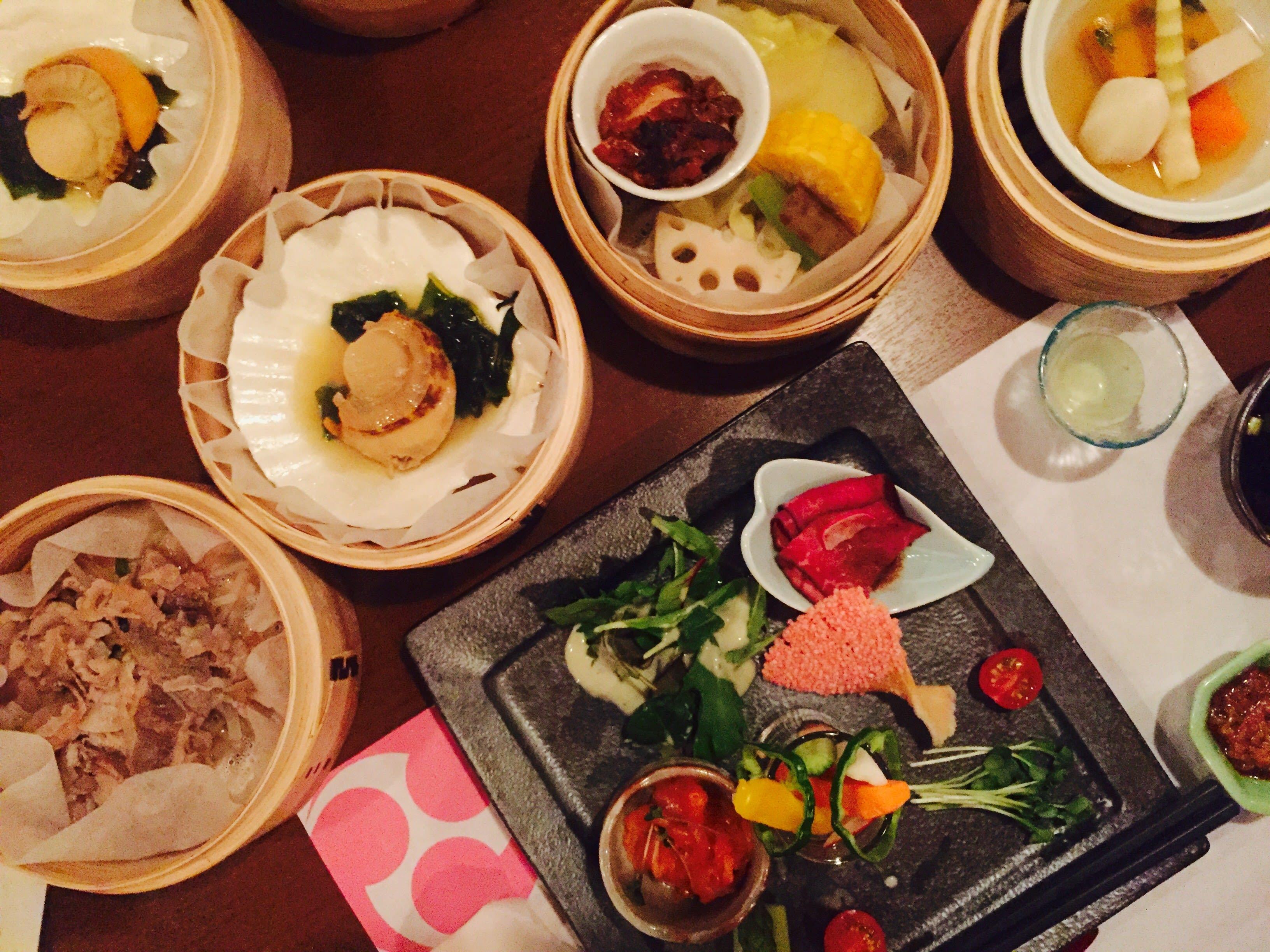 晚餐@青森屋 。 Photographer | Zach Huang