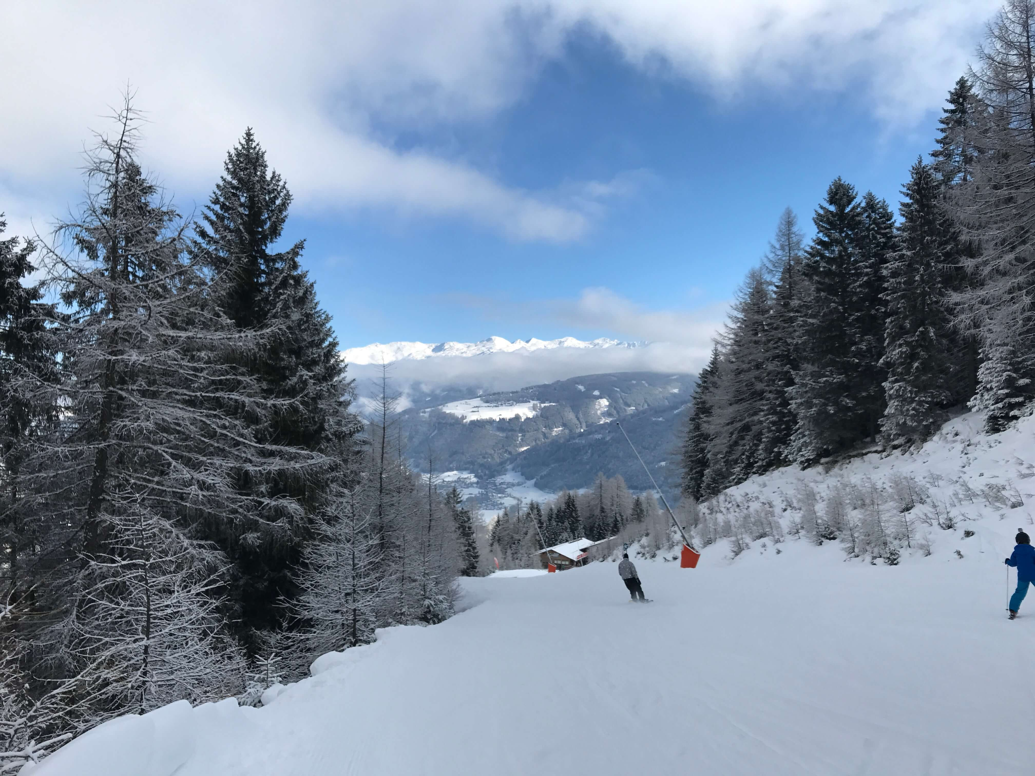 奧地利滑雪