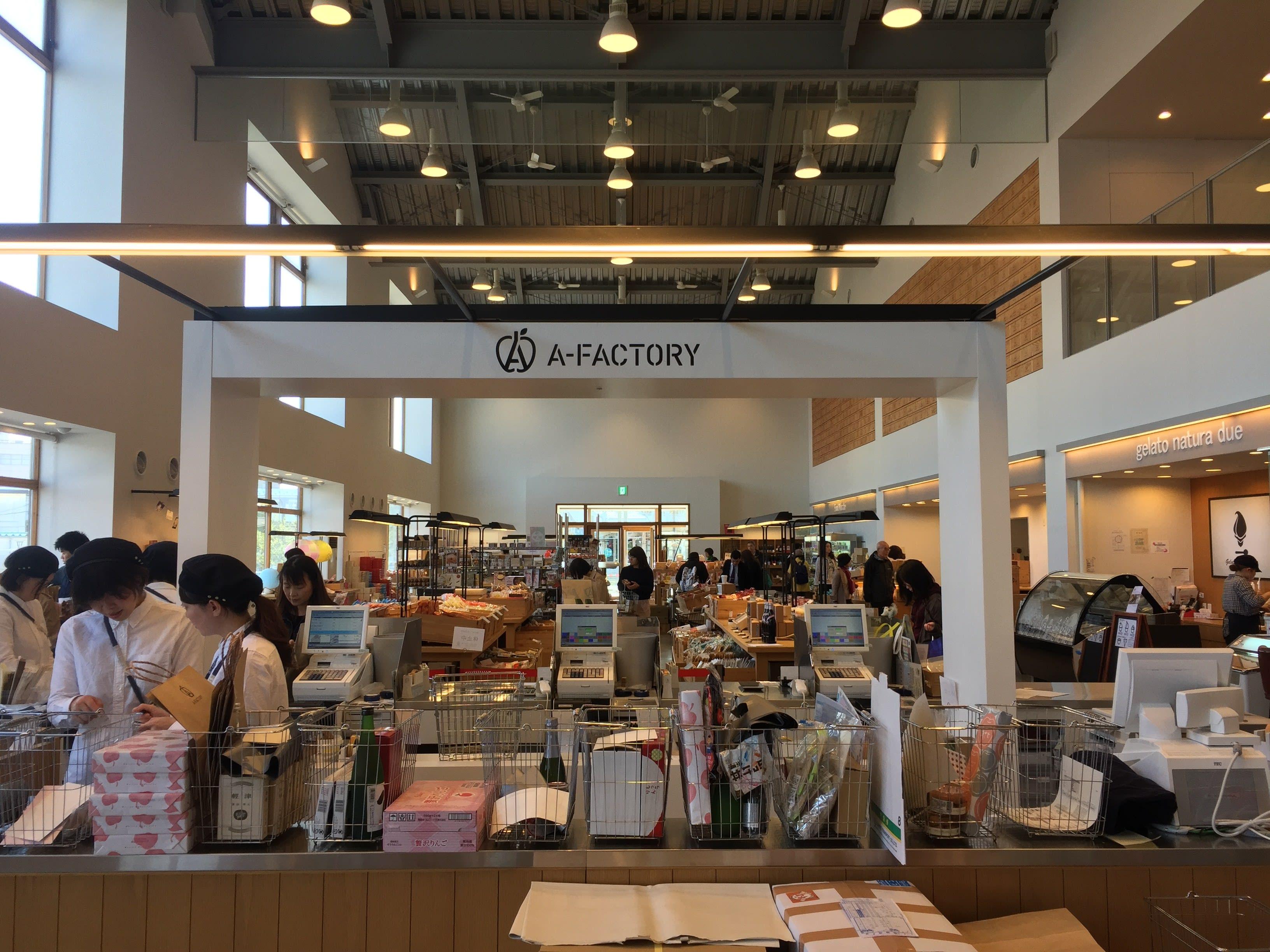 A-Factory。 Photographer | Zach Huang