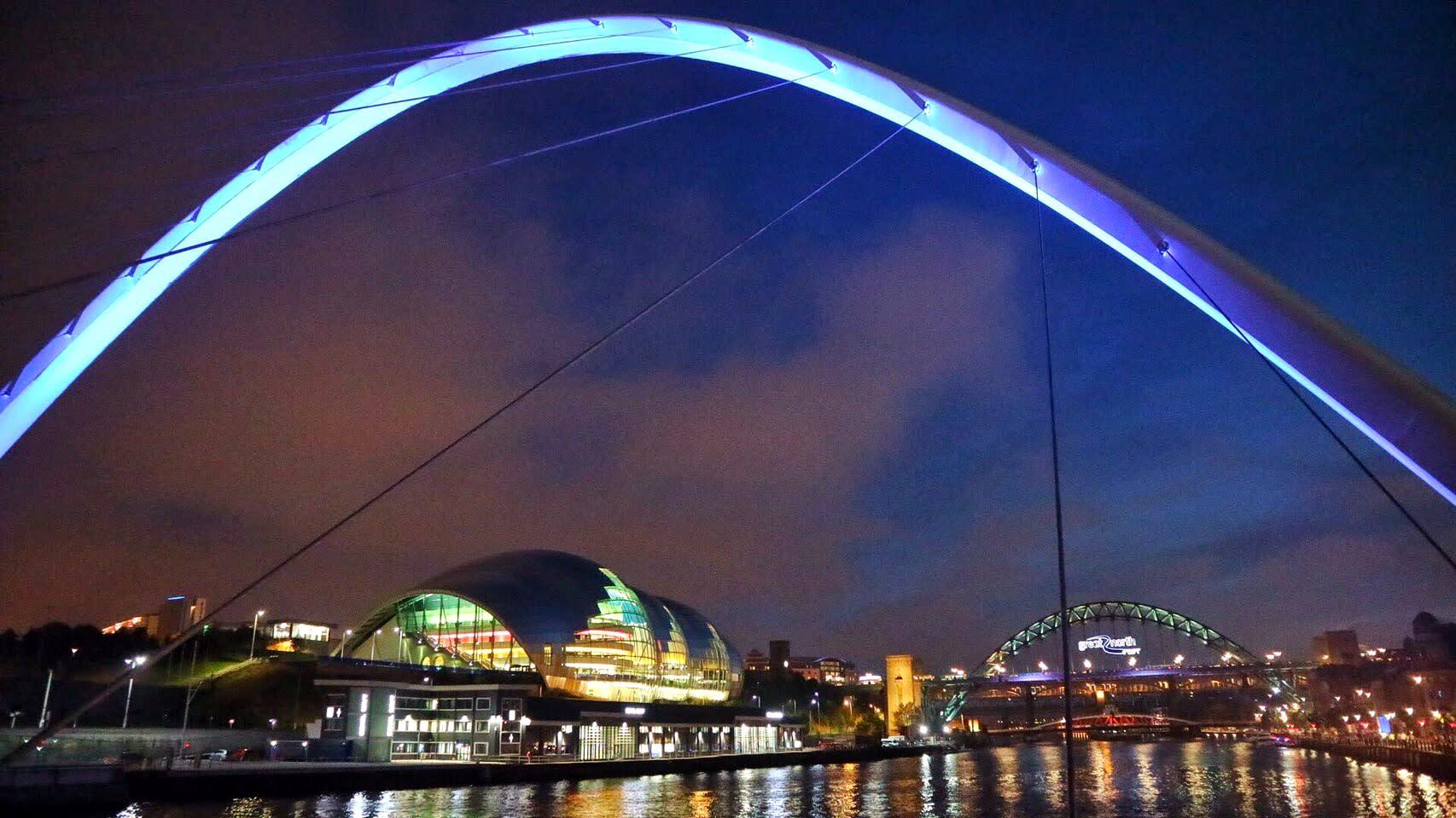 英國新堡的夜生活聞名歐洲。 英國倫敦自由行