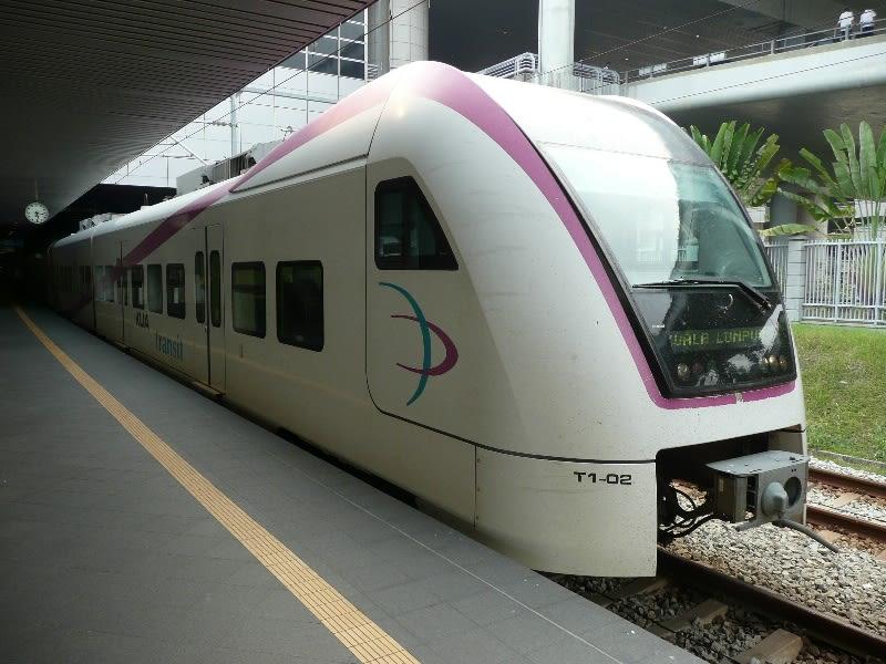 吉隆坡交通 : 機場快線