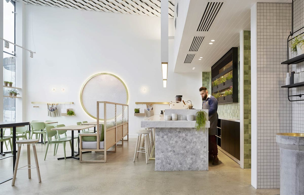 墨爾本咖啡店 :The Kettle Black