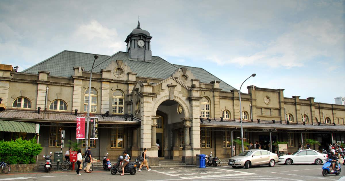 TRA_Hsinchu_Station