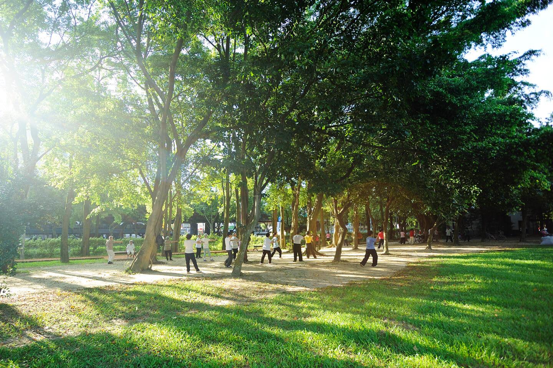台 灣 版 的 紐 約 中 央 公 園
