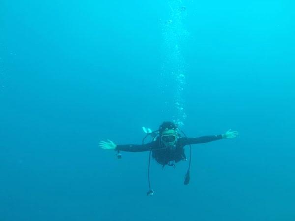 維爾京群島 你 也 可 以 用 潛 水 方 式 認 識 這 美 麗 的 群 島 !