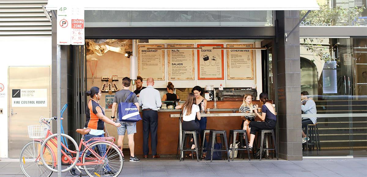 雪梨早午餐推薦 : Single O CBD