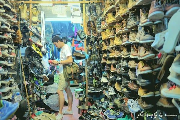 找 尋 最 適 合 的 2 8 號 鞋 碼