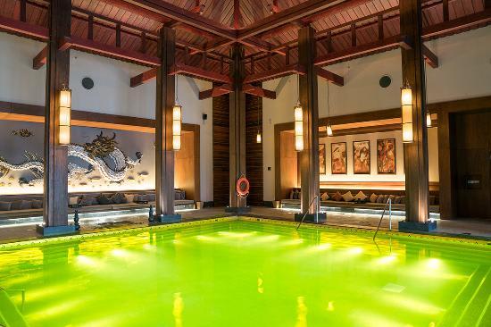 世界最美泳池