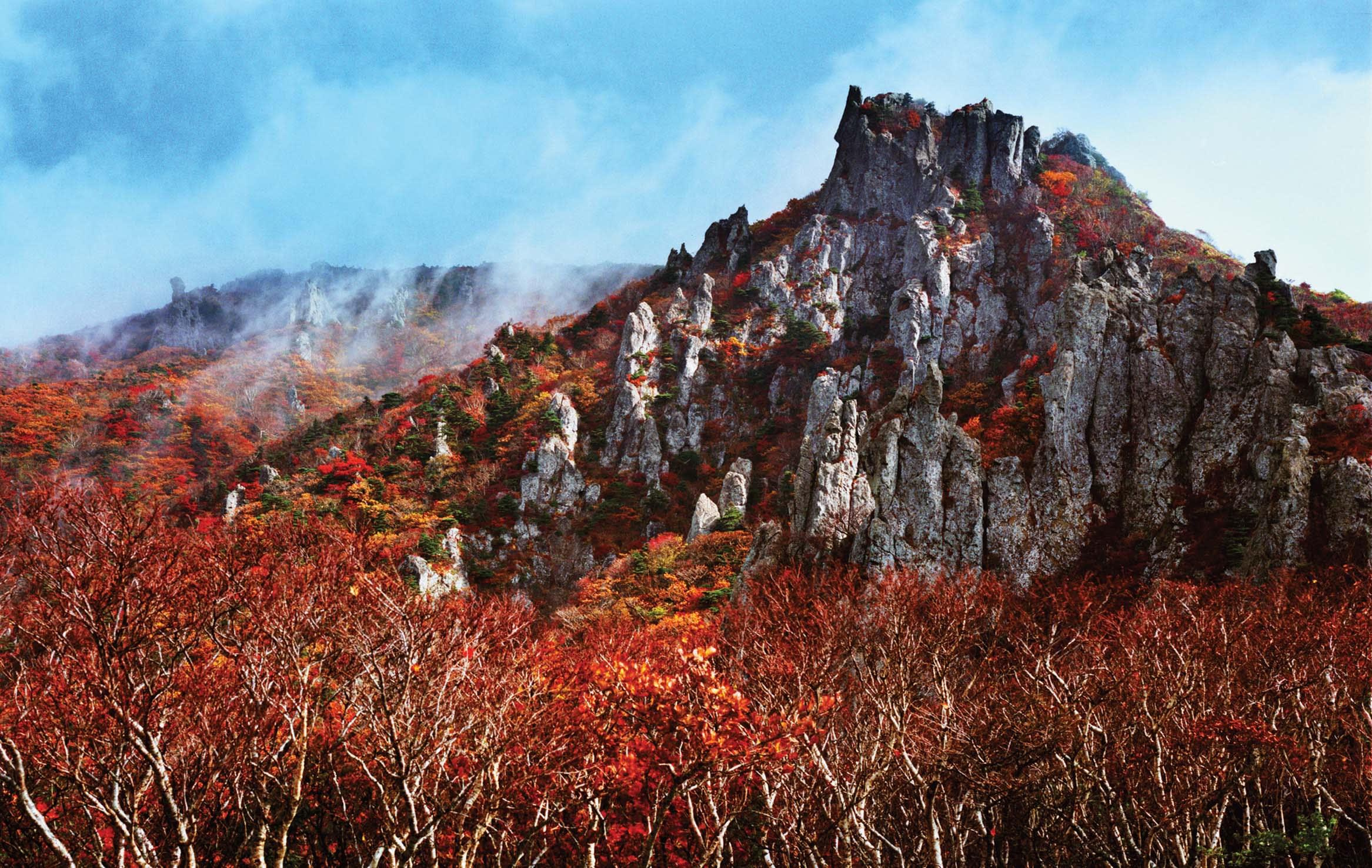 漢 拏 山