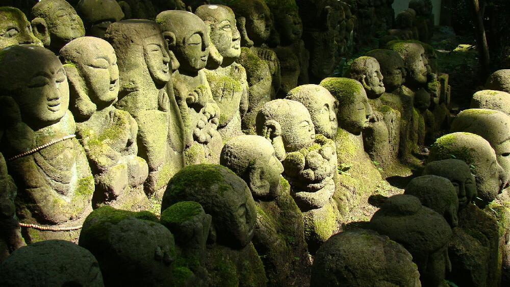 圖 片 來 源 :愛 宕 念 佛 寺。