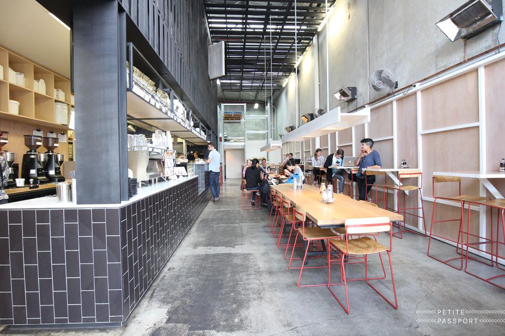 墨爾本咖啡店精選 : Industry Beans