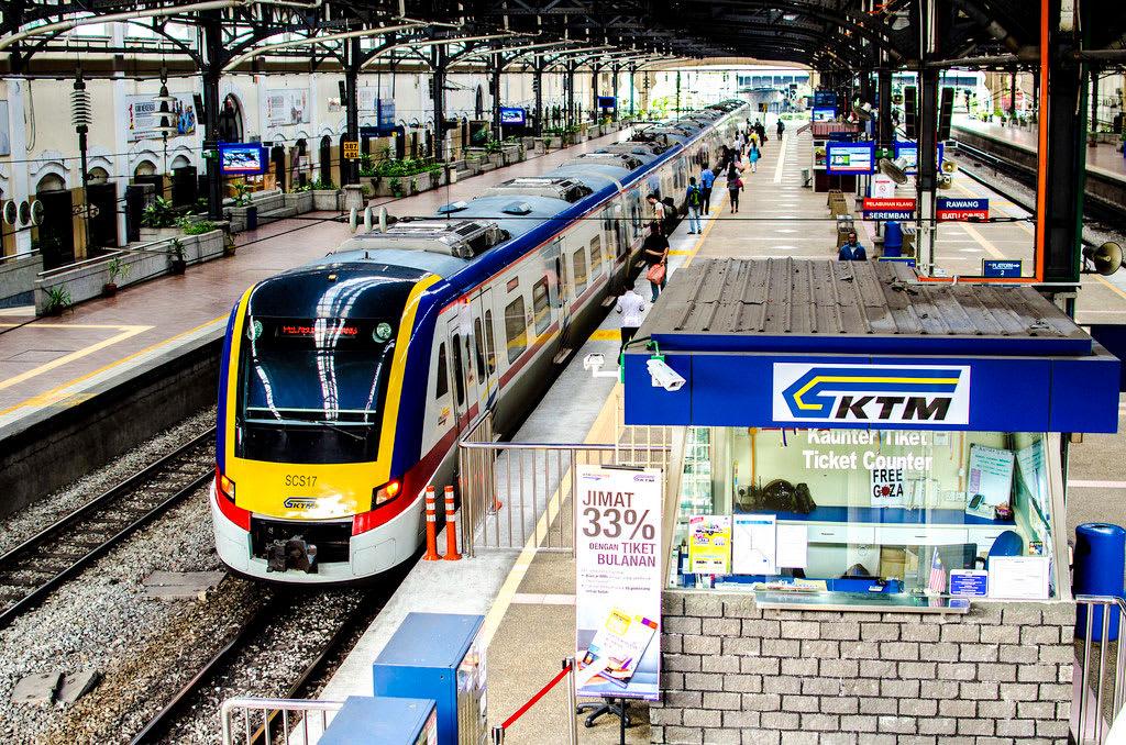 吉隆坡交通 : KTM 火車