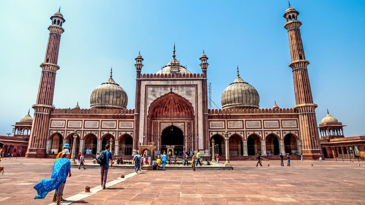 印 度 是 世 界 上 準 備 要 閃 耀 的 一 顆 星( 圖 片 來 源 : goo.gl/Yuwlvc )