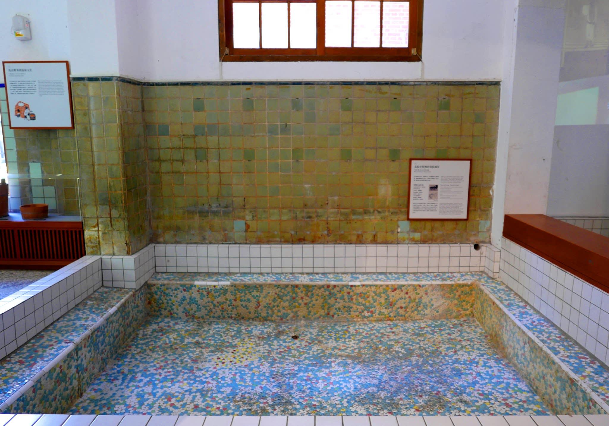 羅馬磚造浴池。(圖片來源/台北旅遊網)
