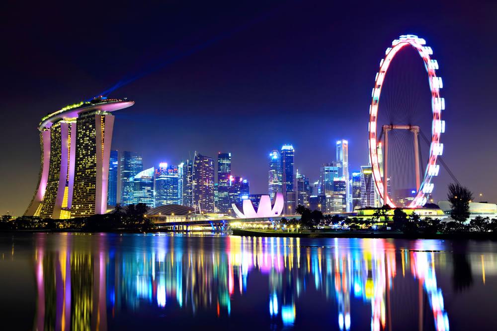 新加坡高空酒吧