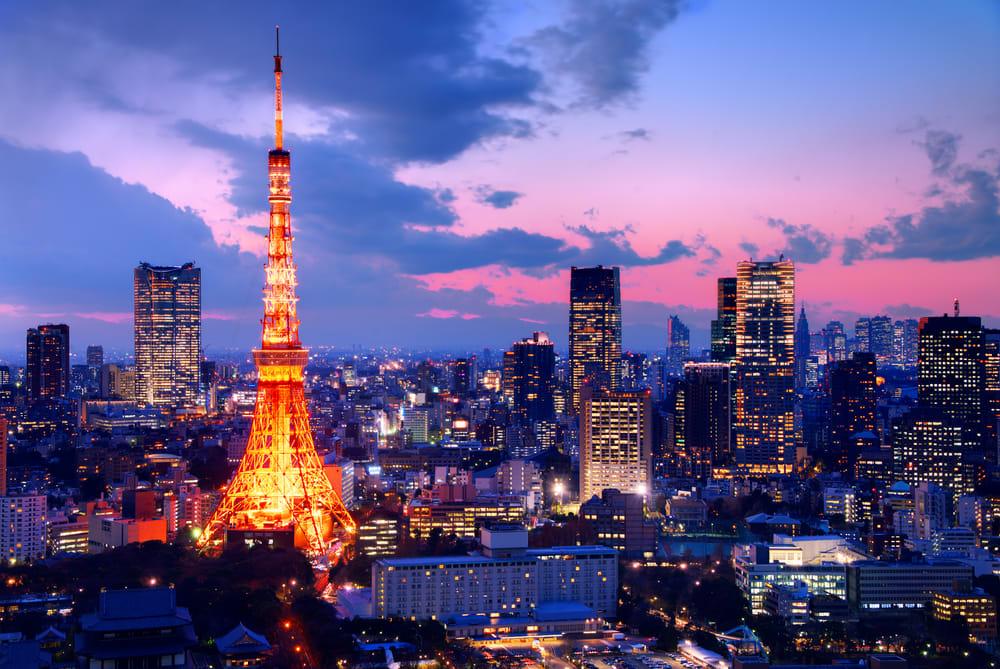 日本觀景台