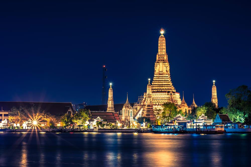 泰國潑水節期間