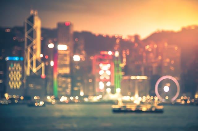 失 焦 的 香 港