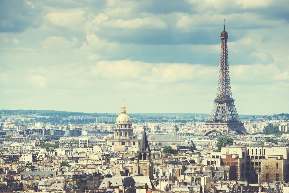 浪 漫 之 都 巴 黎