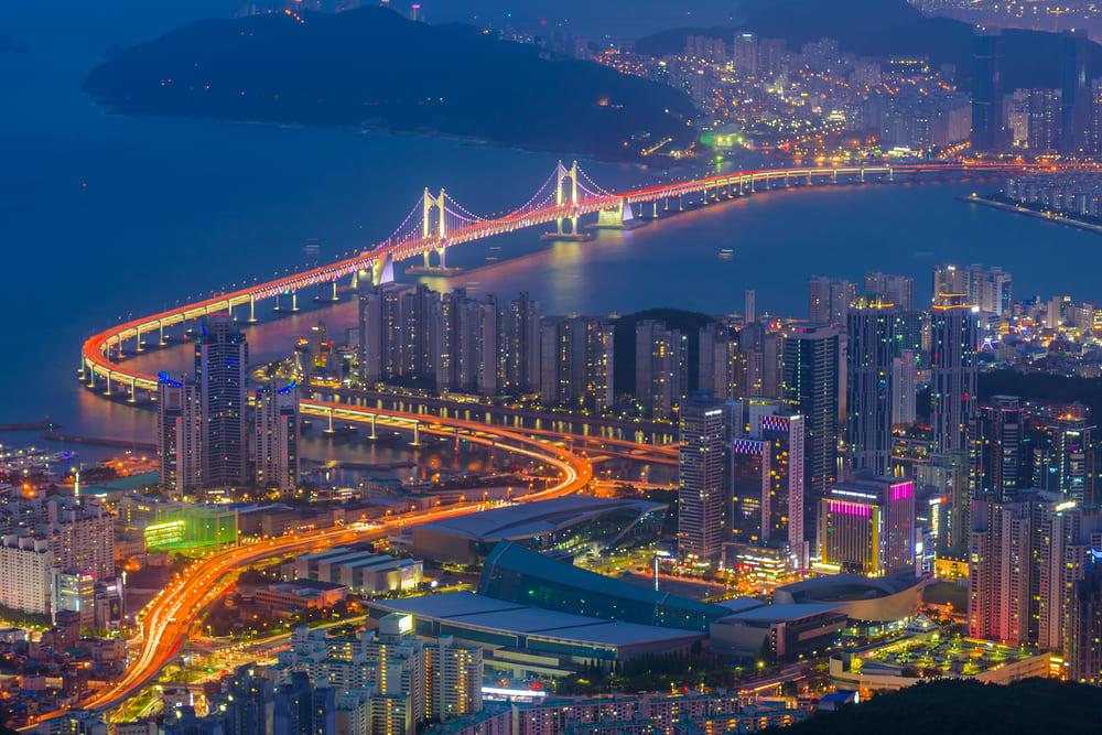 台北飛釜山 : 虎航、濟州航、釜山航