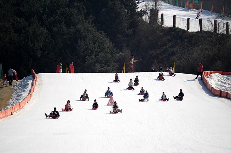 韓國滑雪渡假村