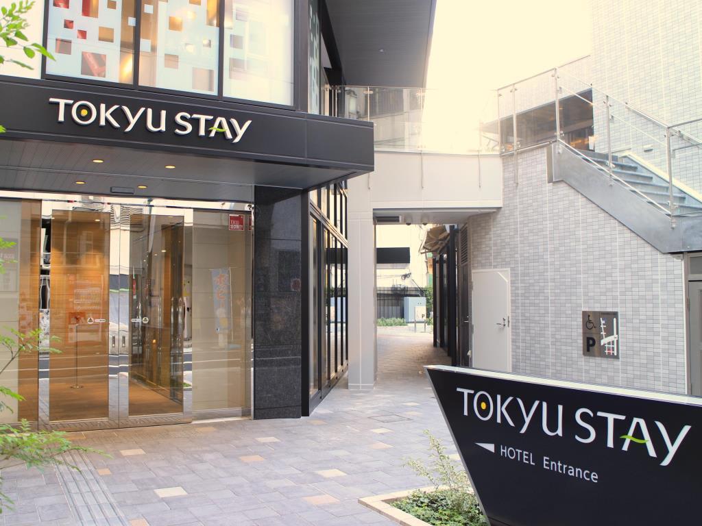 東急Stay新宿外觀簡約俐落。|來源:agoda