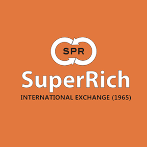 泰國實用App : SuperRich 橘標