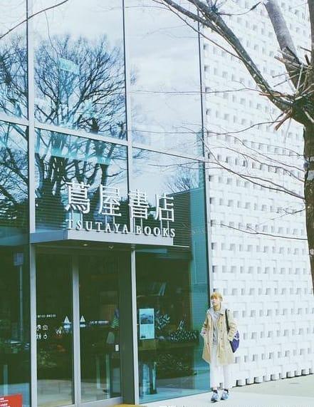 全 世 界 最 美 的 「 蔦 屋 書 店 」 。