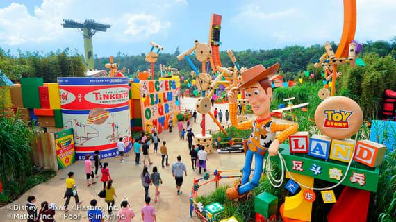 Vùng Đất Toy Story