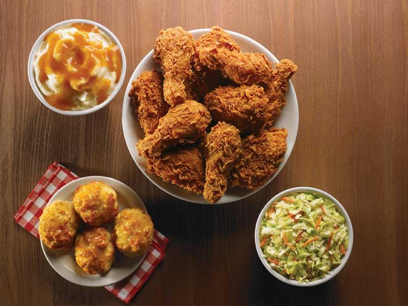 quán ăn có chứng nhận halal ở sentosa: texas chicken