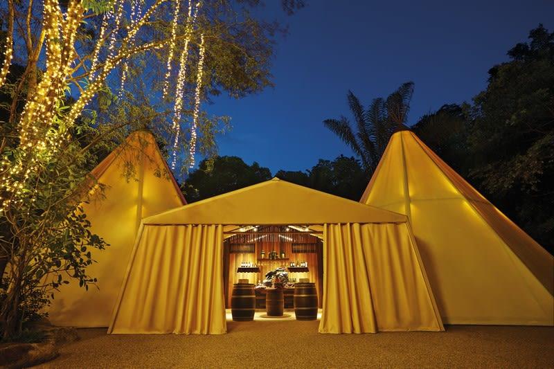 night safari singapore: cơ sở vật chất
