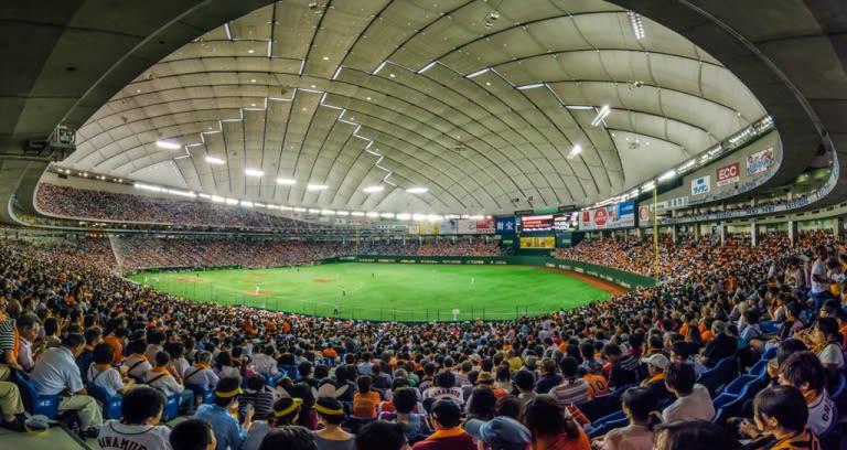 ghé tokyo dome là một ý tưởng hẹn hò ở tokyo